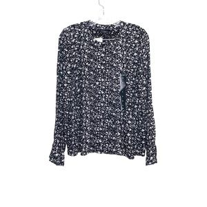 Lucky Brand Tops - NWT Lucky Brand | Parisian Ditsy Top